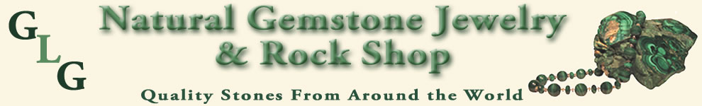 Natural Gemstone Jewelry and Taylors Falls Rock Shop